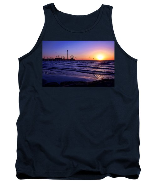 Seagull Sunrise Tank Top
