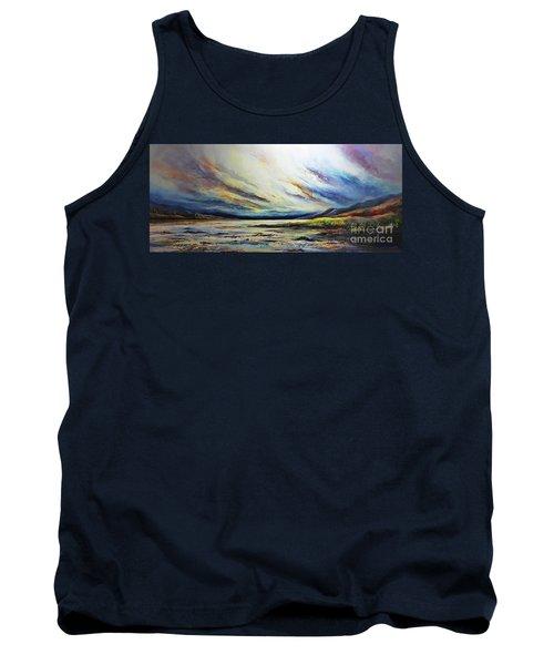Seaside Tank Top by AmaS Art