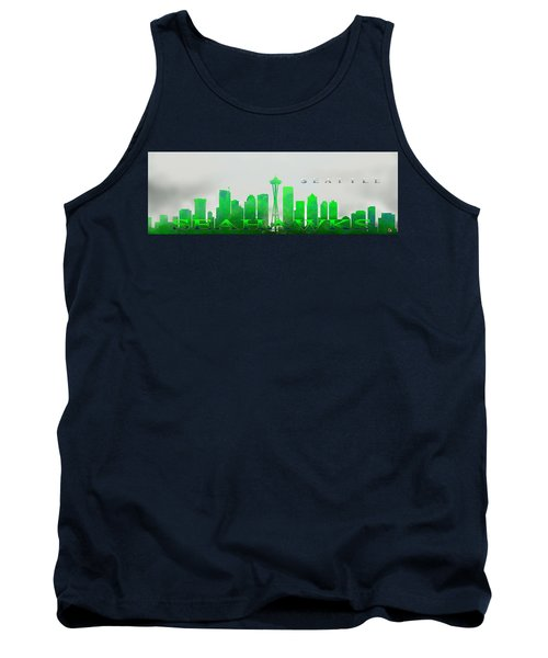 Seattle Greens Tank Top