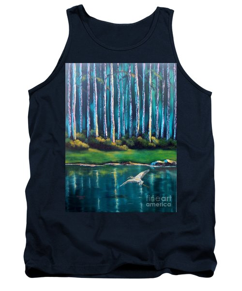 Secluded II Tank Top