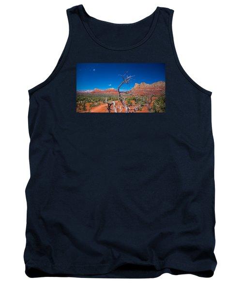 Sedona Blue Tank Top