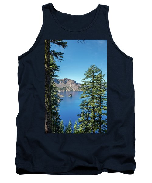 Serene Pines Tank Top