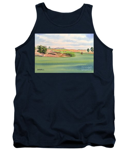 Shinnecock Hills Golf Course Tank Top