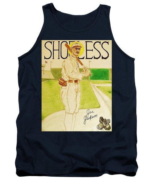 Shoeless Joe Jackson Tank Top