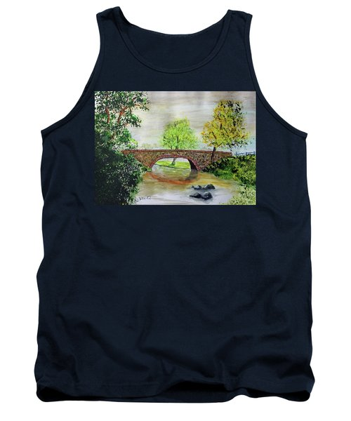 Shortcut Bridge Tank Top