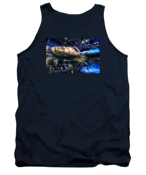 Shuttle Atlantis Tank Top