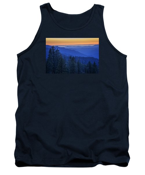 Sierra Fire Tank Top by Rick Berk