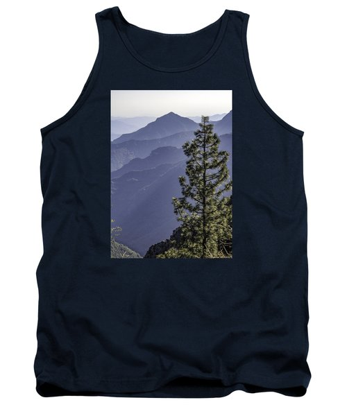Tank Top featuring the photograph Sierra Nevada Foothills by Steven Sparks