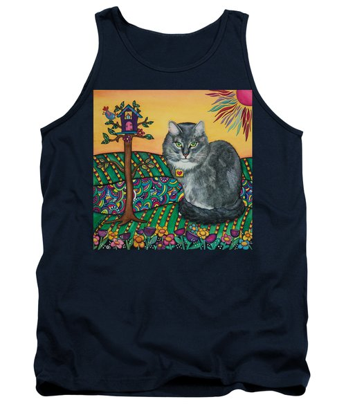 Sierra The Beloved Cat Tank Top