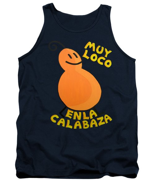 Silly Squash Remix Tank Top