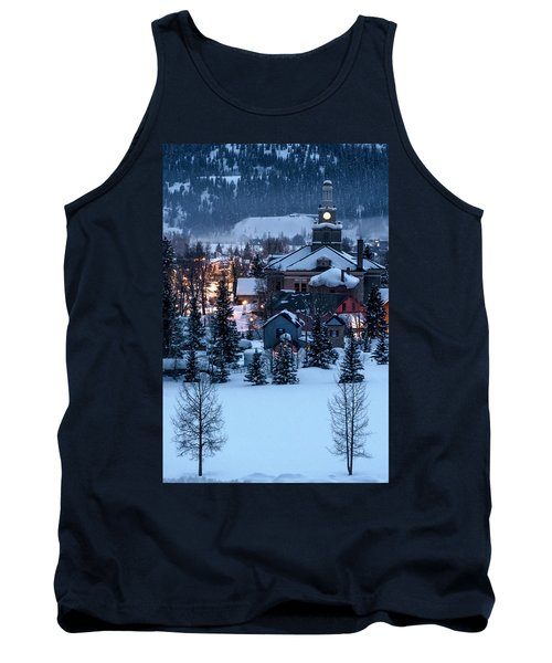 Silverton At Night Tank Top