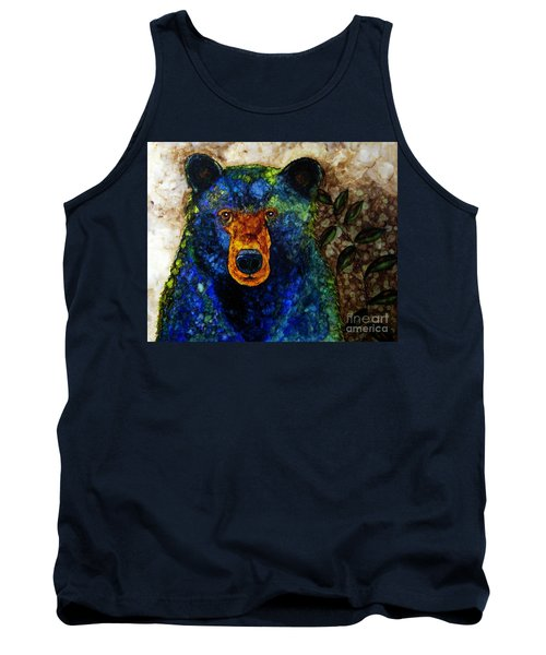 Sitting And Waiting Tank Top