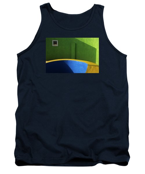 Skc 0305 The Fundamental Colors Tank Top