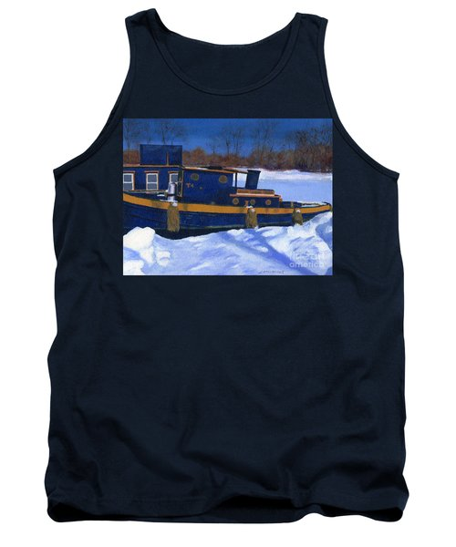Sleeping Barge Tank Top