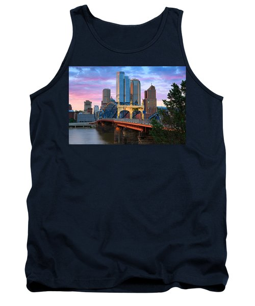 Smithfield Street Bridge Tank Top