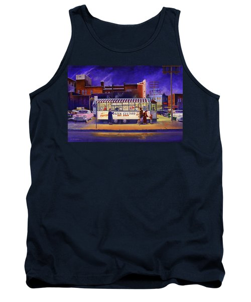 Snack Wagon Tank Top