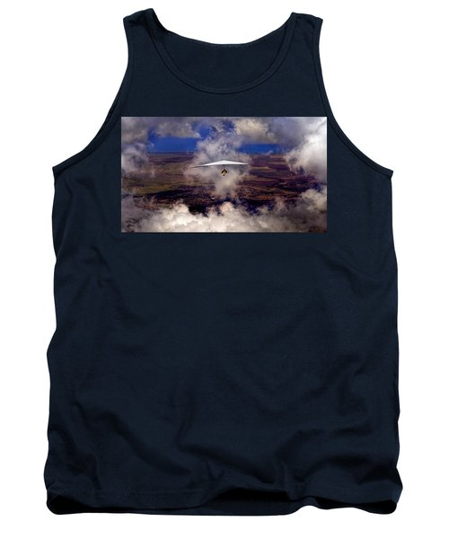 Soaring Through The Clouds Tank Top
