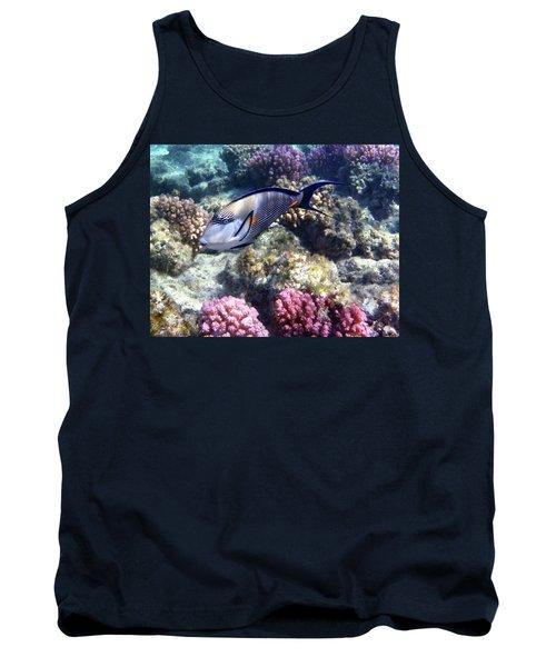 Sohal Surgeonfish 5 Tank Top