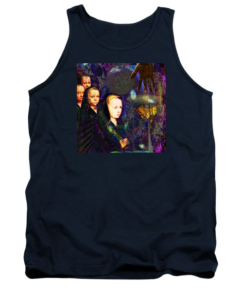 sOLAR pRAYER Tank Top