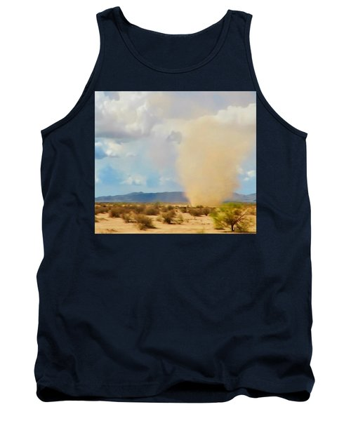 Sonoran Desert Dust Devil Tank Top