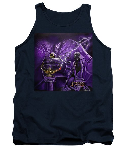 Sons Of Blood And Thunder Tank Top