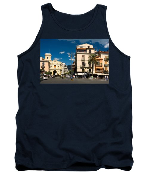 Sorrento Italy Piazza Tank Top