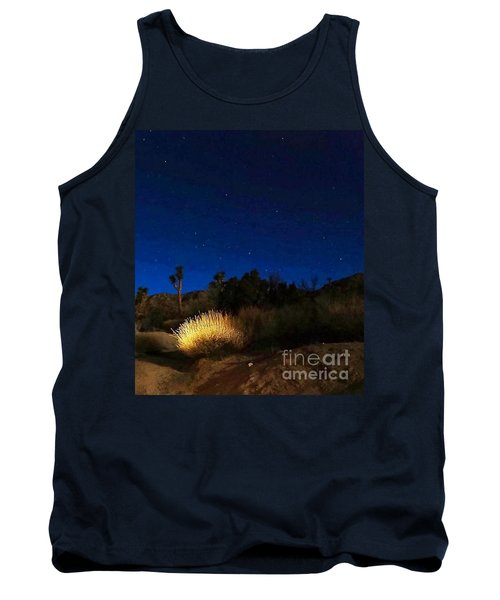 Special Glow Tank Top by Angela J Wright