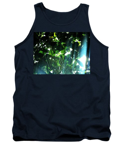 Tank Top featuring the photograph Spider Phenomena by Megan Dirsa-DuBois