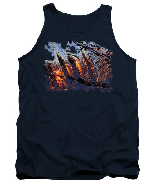 Tank Top featuring the photograph Spiking by Sami Tiainen