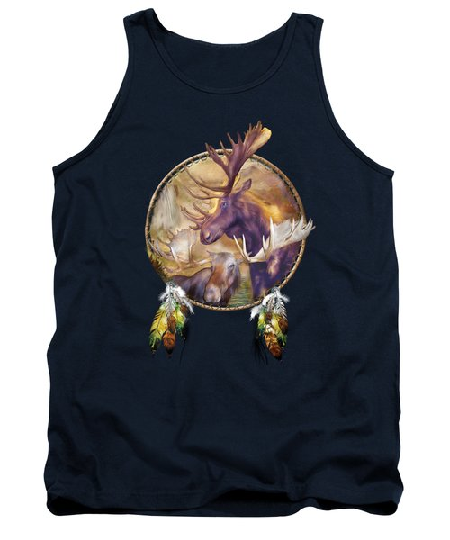 Spirit Of The Moose Tank Top