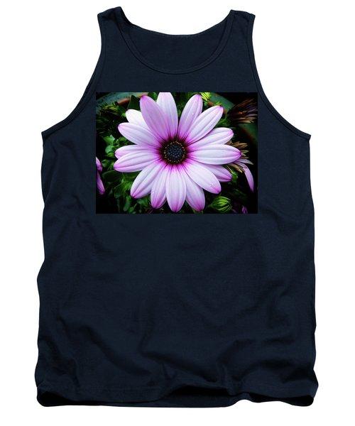 Spring Flower Tank Top by Karen Stahlros
