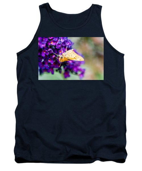 Spring Moth Tank Top