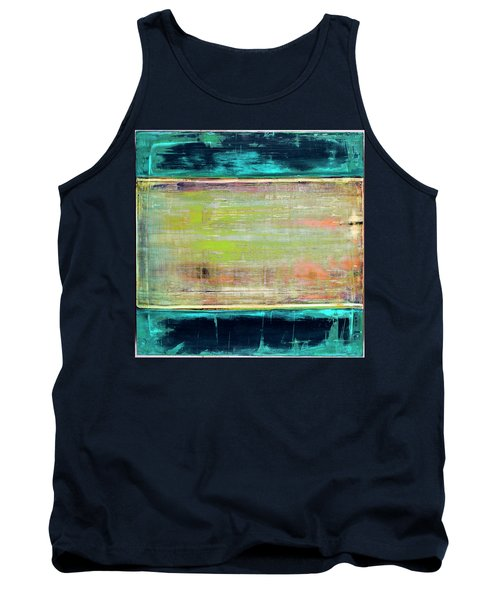 Art Print Square3 Tank Top