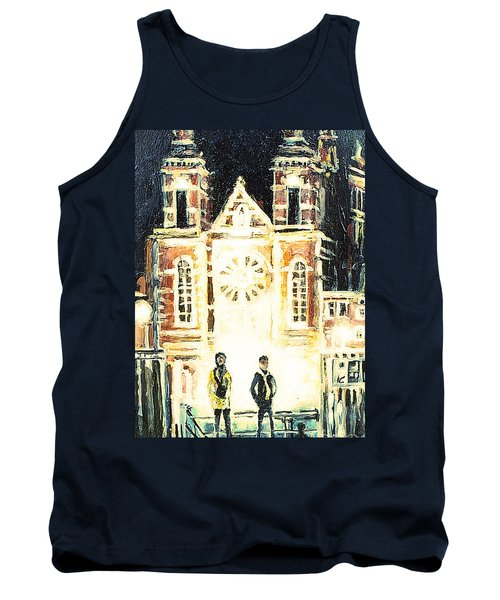 St Nicolaaskerk Church Tank Top