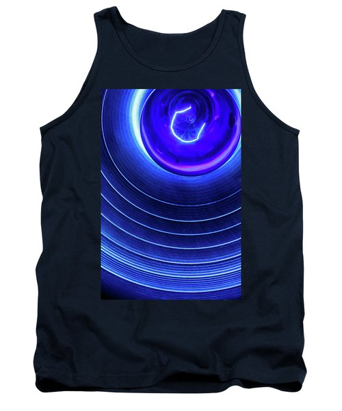 Tank Top featuring the photograph Stage Light by KG Thienemann