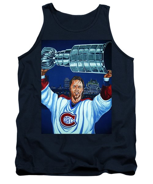 Stanley Cup - Champion Tank Top by Juergen Weiss