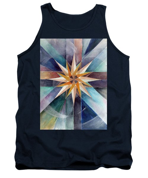 Star Mandala 2  Tank Top
