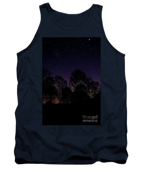 Stars Tank Top by Brian Jones