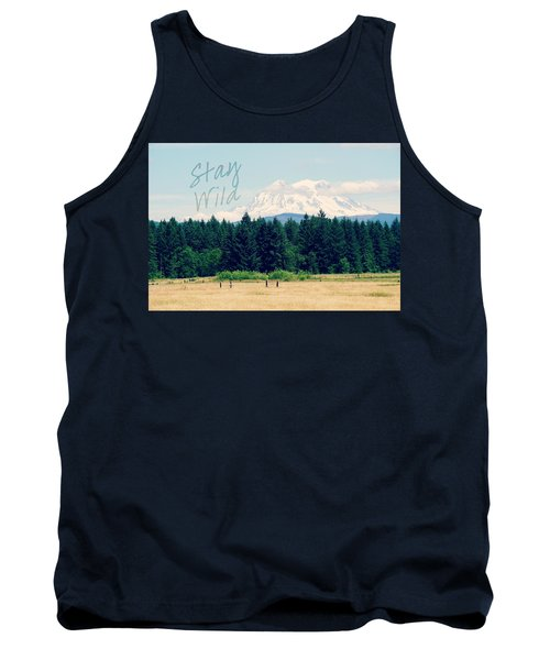 Stay Wild Tank Top