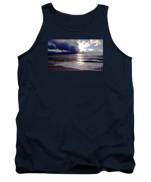 Storm Clouds 1 Tank Top by Vicky Tarcau