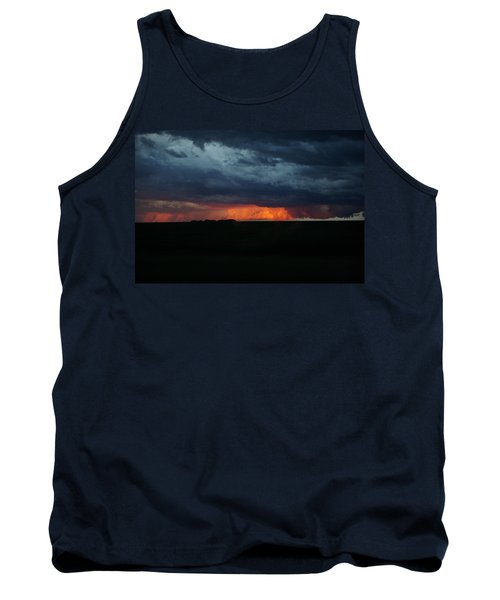 Stormy Weather Tank Top by Kathy M Krause