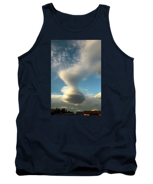 Strange Cloudform Tank Top
