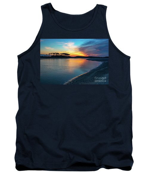 Summer Sunrise At The Inlet Tank Top