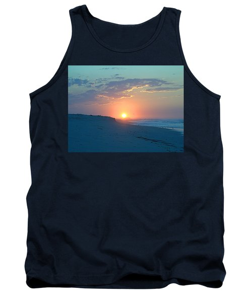 Tank Top featuring the photograph Sun Glare by  Newwwman