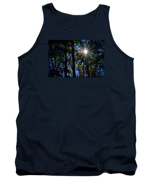 Sun Star Tank Top by Carlee Ojeda