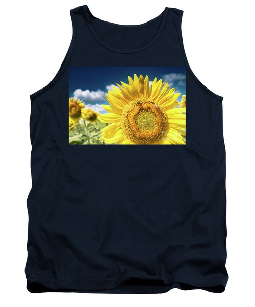 Sunflower Dreams Tank Top