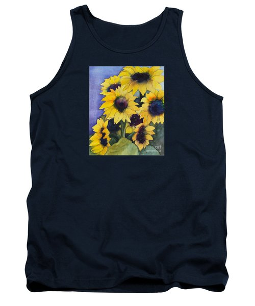 Sunflowers 17 Tank Top