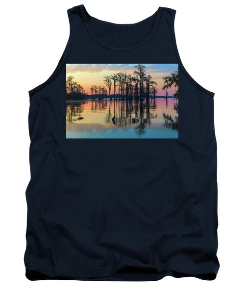 Sunrise, Bald Cypress Of Nc  Tank Top