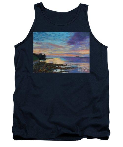 Sunrise On Tancook Island  Tank Top