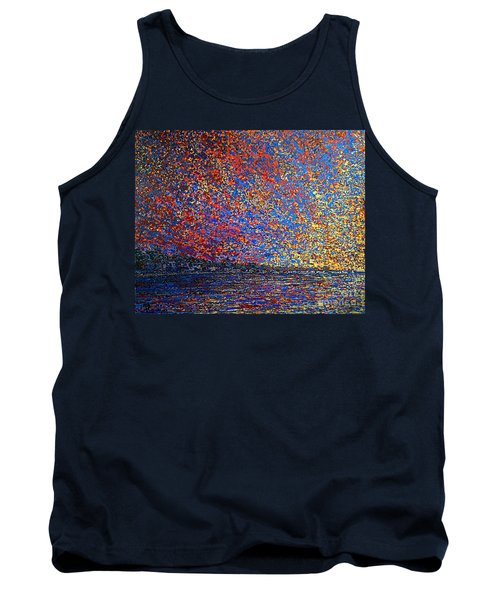 Sunrise Over St Andrews Nb Tank Top